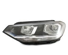 Original VW Headlight, Halogen, Left, 5TC941005A #VW Touran 5T