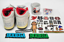 DS 2011 BODEGA x REEBOK AXT COTTON MOUTH SET 9.5 packers solebox concepts hanon