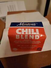 New listing Morton's Chili Blend Mix 8oz.