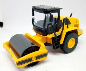 Play smart Road roller Scale 1:55 Diecast Metal model. NEW /