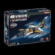 4D MASTER 1:48 KIT AEREO DA MONTARE AD INCASTRO  F-16C ARTIC BANDIT  ART 26124