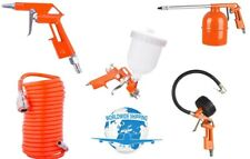 Set of pneumatic tools pneumatic kit for all types of work gun for air and water