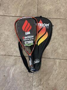 Ektelon  Toron Pro 180 ESP Grip Racquetball Racquet 4900 Brand New RARE/ Nice