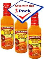 La Lechonera Sour Orange 23 oz. Pack of 3