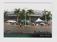 LAND SHARK STADIUM  MIAMI, FLORIDA  MARLINS  2010 UPPER DECK BALLPARKS #551