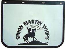 Simon Martin Whips Mudflaps, Ute Truck Mud Flaps XLarge