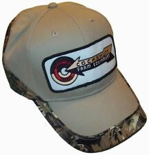 Cockshutt Tractor Khaki and Camouflage Hat - Cap Gift Fits Most