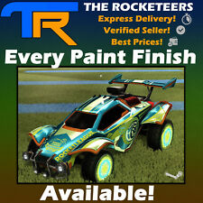 [PC] Rocket League Every Paint Finish (Anodized  Pearl Straight Line etc.)