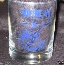 Hoss's We're #1 Penn State Football Low Ball Glass 1986 / 1982