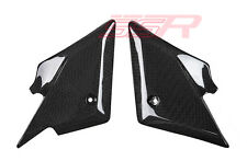 (2004+) Suzuki SV650/SV1000 Fibre Side Frame Panel Cover Fairings Carbon Fiber