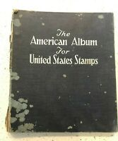 Scott's American Album for US Stamps, book, Used condition paperback-NO Stamps