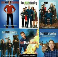 LAST MAN STANDING Complete Series DVD Seasons 1-6 Season 1 2 3 4 5 6 (18 Disc)