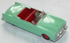 Dinky Packard Convertible Model No.132 Circa 1955 Made in England Green with Box