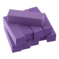 Fashion 10PC Buffing Sanding Buffer Block Files Acrylic Pedicure Nail Art Tips K