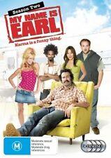 My Name Is Earl : Season 2 (DVD, 2007, 4-Disc Set),vgc  REGION 4