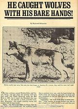 Jack Abenathy-Catching Live Wolves Bare Handed+Genealog