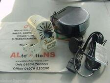 Universal de la máquina de coser Pedal De Control, Motor, cinturón anti rotación de las agujas del reloj