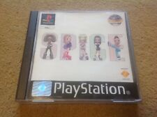 SPICE WORLD Playstation 1 PS1 PSOne Game COMPLETE UK PAL Version Britpop Gaming