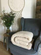 Wool Blanket Australian Merino Prestige Naturhaardecke Blanket