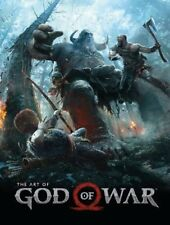 Prima Games The Art of God of War (June, 2018)