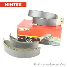 Fits Porsche Cayman 987 3.4 S Mintex Directional Rear Parking Brake Shoe Set
