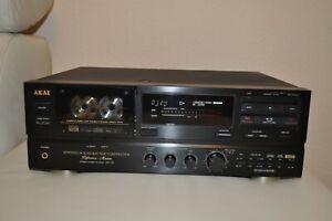 AKAI GX 75 High End 3 Kopf Tape Deck Cassetten Kassettendeck Kassettenrecorder
