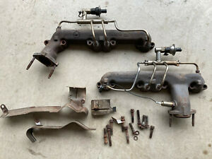 1987-1992 Camaro IROC-Z & Firebird Exhaust Manifold Pair 14094063 & 14094064 OEM
