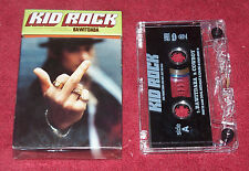 Surper Rare KID ROCK Cassette Tape Promo Only BAWITDABA COWBOY Cigarette Box HTF