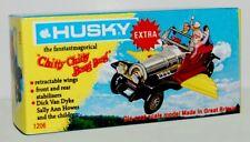 CUSTOM DISPLAY BOX FOR HUSKY (PRE CORGI) 1206 CHITTY BANG BANG - FREE UK POST