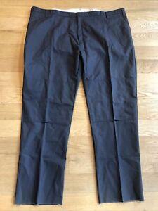 NWT Dickies Loose Fit Double Knee Work Pants Gray Size 56 x 37 needs hem 56UU