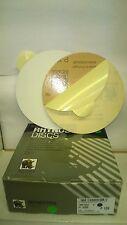"120's DA STICKY DISCS INDASA RHYNOSTICK 6"" OR 150MM BOX OF 100 ORBITAL SANDER"