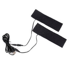 Carbon Fiber Heated Pads USB Heated Jacket Coat Vest Accessories Warm Heated M O
