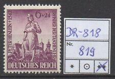 Deutsches Reich, Michel Nr. 819 (Peter Henlein) tadellos postfrisch.