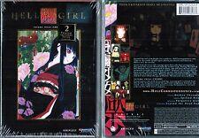 Hell Girl Vol 3 Cherry DVD New Anime