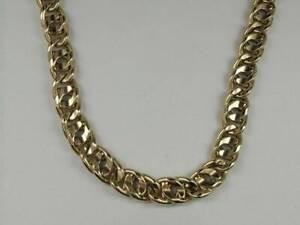 hcr27) Goldkette Kette  Länge 55 cm Gold 585/-