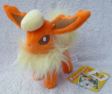 "Oficial Pokemon Center 2009 Lona Flareon Suave Muñeca de Peluche MWMT Japón 6"""