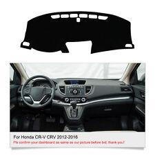 DashMat Dashboard Cover Fits For Honda CR-V CRV 2012-2016 Dash Mat Fly5D