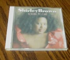 Rare  Music Blues Jazz Soul CD- Shirley Brown Holding My Own - Promo Only