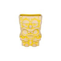 Spongebob Squarepants Collector's Edition Regular Yellow Tiki Mug Cup 32 OZ
