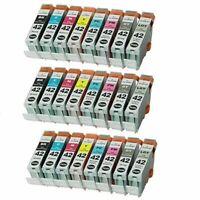 24 PK Combo Ink Cartridges Set for CLI-42 Canon Pixma Pro100 Pro 100 Printer