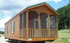 2018 Berkshire 2-Room w/BR RUSTIC CABIN PARK MODEL TINY HOME Southeast U. S.
