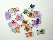 Melody Jane Dolls House Mini Shop Cafe Accessory Tiny Details Fake Money Euros