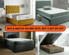 Contemporary Beds and Bed Frames & Divan Bases for Small Double