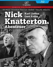 Nick Knattertons Abenteuer (Gert Fröbe, Karl Lieffen) Blu-ray Disc NEU + OVP!