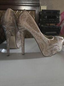 Womens Paprika Heels