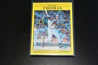 1991 Fleer Baseball Card #138 Frank Thomas White Sox