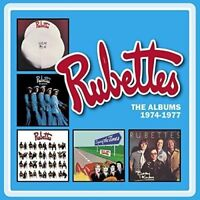 The Rubettes - The Albums 1974-1977 [CD]