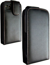 Etui Klam noir pour HTC Desire S