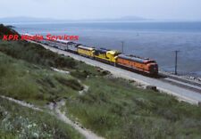 RARE: Southern Pacific E9A #6051 on Special Train at Pinole CA in 1987