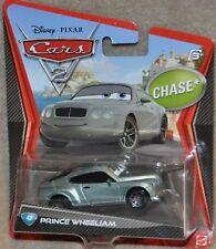 CARS 2 - PRINCE WHEELIAM - Mattel Disney Pixar CHASE